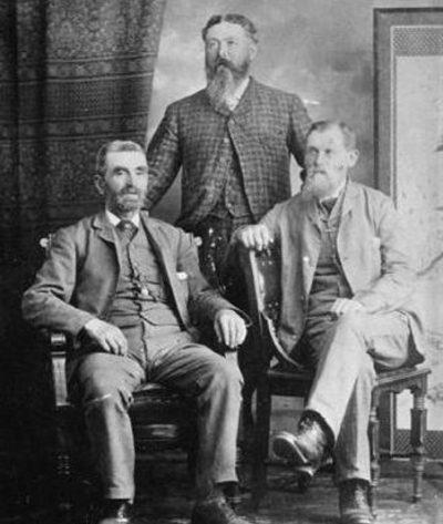The Three Greenhorns