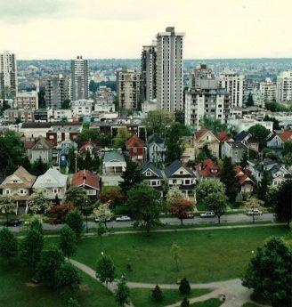 Mole Hill in the 1990s